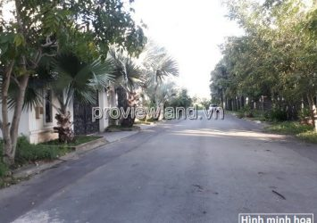 Land for sale in District 2 Thao Dien, area 23x26m, near River Garden, GOOD PRICE