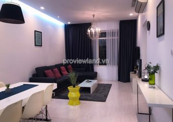 Saigon Pearl apartment for sale low floor Sapphire 1 tower high class furniture