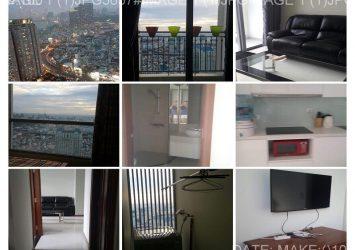 Vinhomes Central Park apartment high floor Central Park 3 city view 2 bedrooms