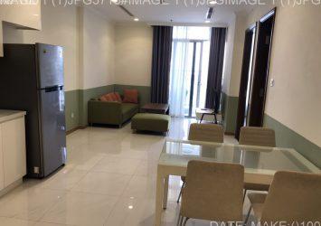 Apartment 1 bedroom fully furnished for rent landmark 2 in Vinhomes Central Park