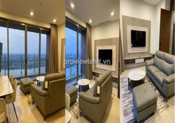 Open for sale apartment The Nassim high floor D tower has available 3 bedroom furniture