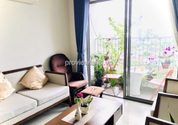 Masteri Thao Dien apartment for rent with 2 bedrooms high-class furnished large balcony