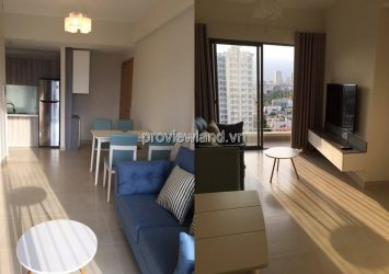 Apartment fully furnished 2 bedroom for rent with balcony at Masteri Thao Dien