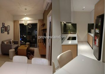Apartment for rent 2 bedrooms high floor T5B tower airy and modern furniture
