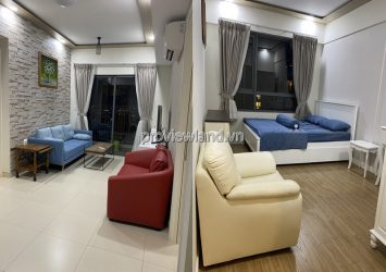 Apartment fully furnished modern 2 bedrooms for rent in Masteri Thao Dien