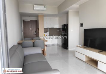 Masteri An Phu apartment with 2 bedrooms high floor tower A fully equipped