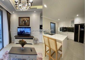 High floor cornor apartment at Bora Diamond Island selling 3 bedrooms has furniture