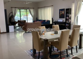 Riviera An Phu Villa for rent in District 2, 290sqm 4 bedrooms, fully furnished