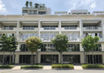 Shophouse for rent in front of Nguyen Co Thach convenient for business