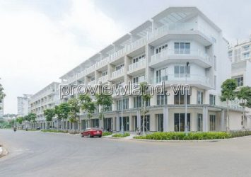 Shophouse Sala for rent Saritown District 2 big street