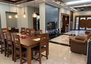 Thao Dien Villa District 2 needs to rent with 5 bedrooms full furnished