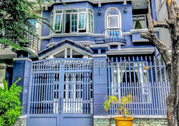 Villa Fideco Thao Dien for rent 320m2 including 5 bedrooms