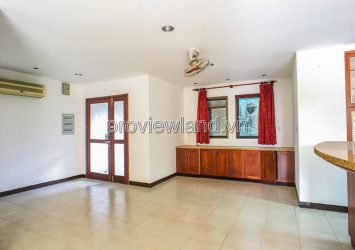 Thao Dien Villa for rent on Street 66 with 2 floors 4 bedrooms area 200m2