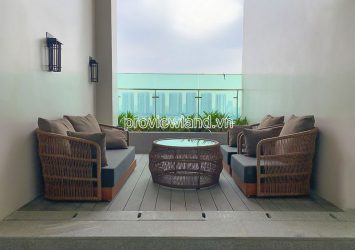 Duplex 2-floor apartment for sale in Feliz en Vista block Berdaz at Sky Garden floor