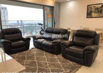 Apartment block Madison for sale with 4 bedrooms in Gateway Thao Dien