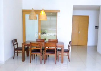 Apartment The Vista An Phu 3 bedrooms high floor need for rent block T2