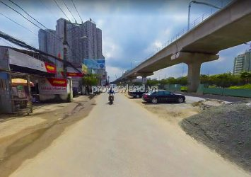 Sale of land 2000sqm Thao Dien District 2, a Hanoi Highway next to Vincom Mega Mall