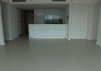 Gateway Thao Dien apartment with 4 bedrooms no furniture romantic river view