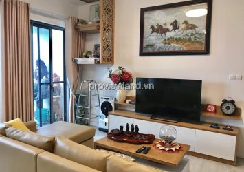 Gateway Thao Dien apartment with 4 bedrooms city view with furniture for rent