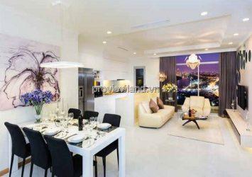Vinhomes Golden River opens 3 bedroom apartment high floor beautiful view