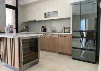 Vinhomes Golden River apartment for rent with 3 bedrooms fully furnished