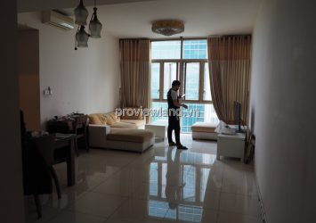 Apartment for rent in The Vista An Phu 4 bedrooms fully furnished with interior view