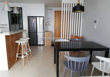 Masteri Thao Dien apartment for rent 3 bedrooms fully equipped with high floor T1