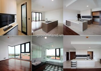 D'edge Thao Dien for rent 3 bedroom low-rise apartment with wall-mounted furniture