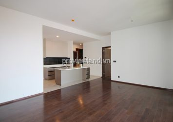 D'edge Thao Dien for rent 3 bedroom apartment no furniture low floor