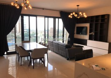 Apartment for rent 3 bedrooms luxury amenities interior view at Estella Heights