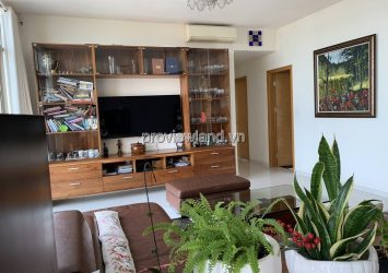The Vista An Phu apartment for rent 175m2 4 bedrooms high floor block T3