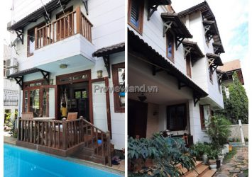 Villa in Thao Dien area of Eden needs for rent 4 bedrooms