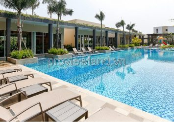 Palm Residence An Phu villa for sale 10x17m 3 floors with nice location
