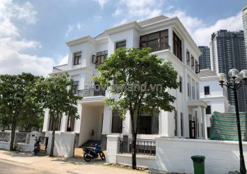 Villa Vinhome Tan Cang area 300m2, 1 basement, 2 floors, good price