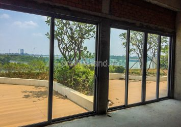 Diamond Island for sale Garden Villa block Maldives 2 floors with large garden