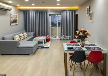 Hung Vuong Plaza District 5 apartment for sale 3 bedrooms with view Pham Huu Chi