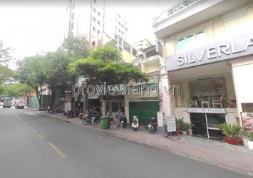 House for sale on Thai Van Lung street, Ben Nghe, District 1, 4x24m, 4 floors