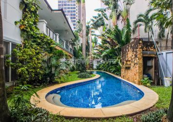 Quoc Huong Thao Dien villa for sale area 975sqm can build 12 floors