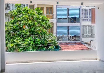 Villa for rent on Nguyen Van Huong street with 7 bedrooms