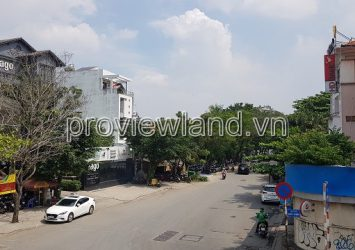 Villa Xuan Thuy street for rent in District 2 of 304m2