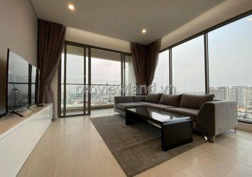 Diamond Island apartment for rent high floor Bora Bora tower fully furnished