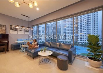 Diamond Island for rent 3 bedroom fully furnished apartment at good price