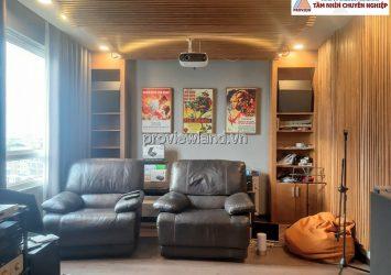 Apartment for rent in Tropic Garden for rent with 3 bedrooms luxury amenities