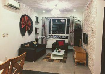Apartment for sale in Tropic Garden Thao Dien for sale on 2 bedroom high floor