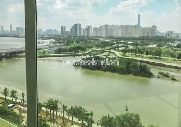 Bahamas Diamond Island apartment for rent includes 4 bedrooms with river view