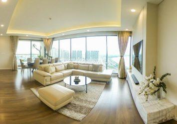 Diamond Island for sale apartment block Bora - Bora with 4 bedrooms panoramic river view
