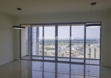 Apartment for sale in Estella Heights District 2 high floor block T4 with 3 bedrooms