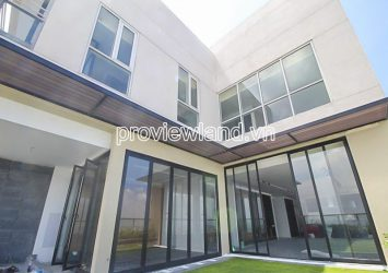 Penthouse for rent in Thao Dien Pearl block A 2 floors 4 bedrooms with nice view