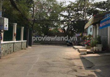 Selling villas in District 2, Tran Nao internal street 430m2, 3 floors, 4 bedrooms