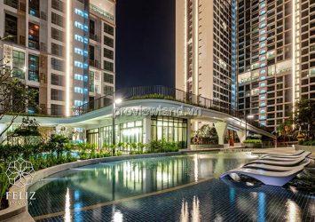 Penthouses for sale at Feliz En Vista Altaz building, river view, raw house